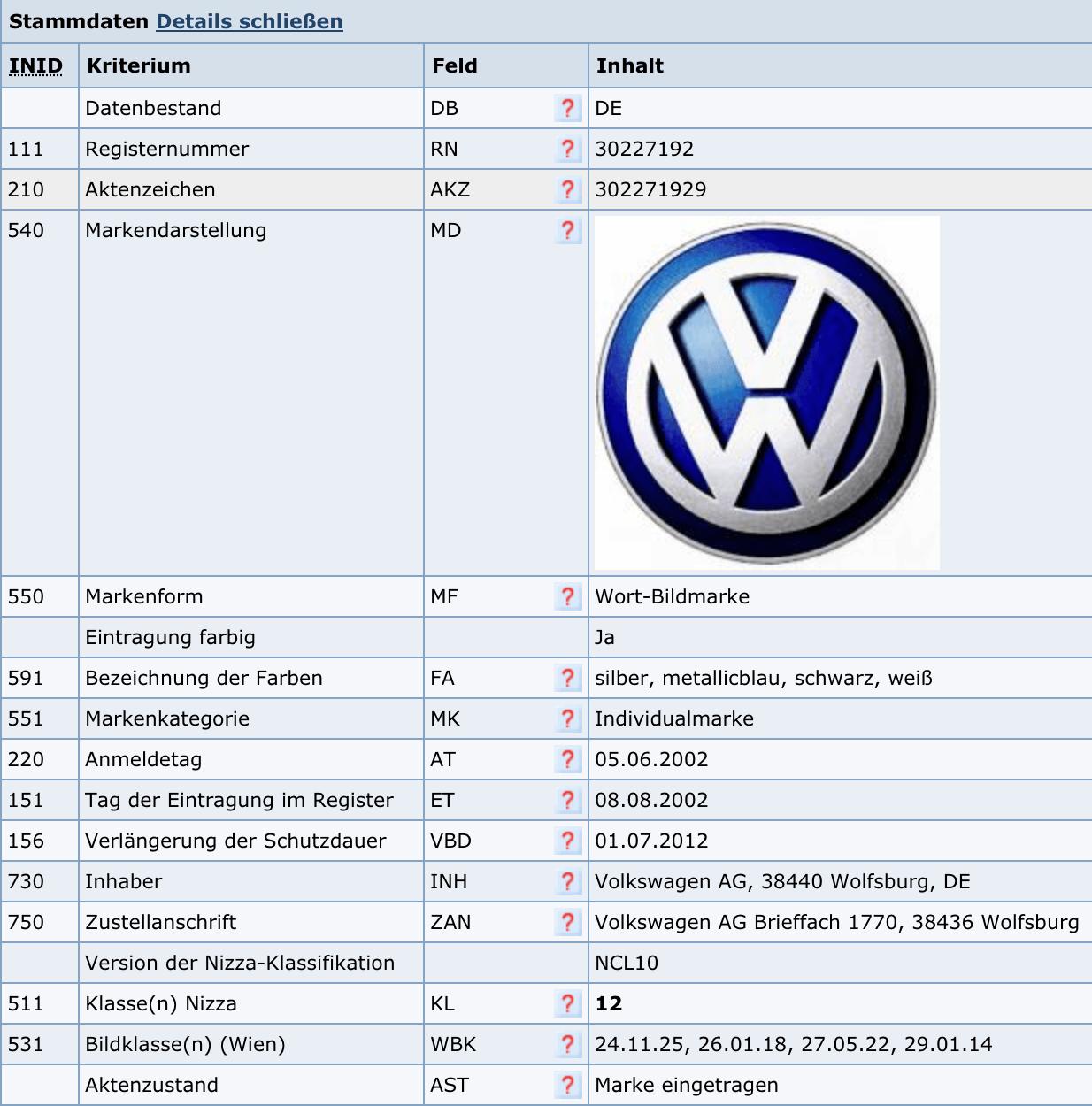 BGH VW gegen ATU