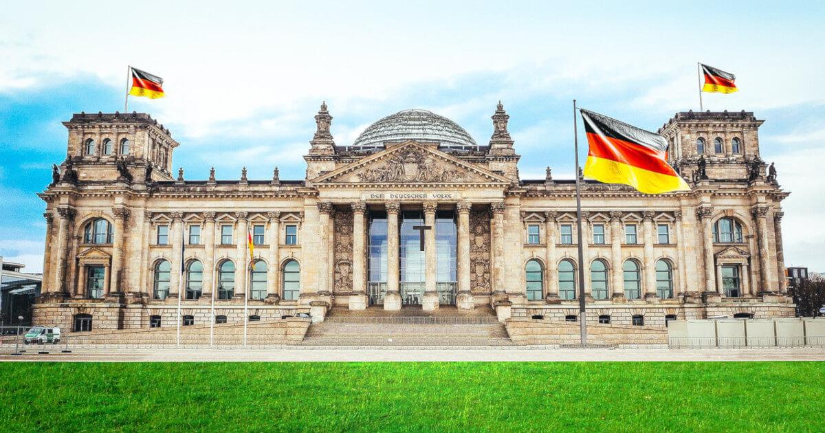 Bundestag Gesetz