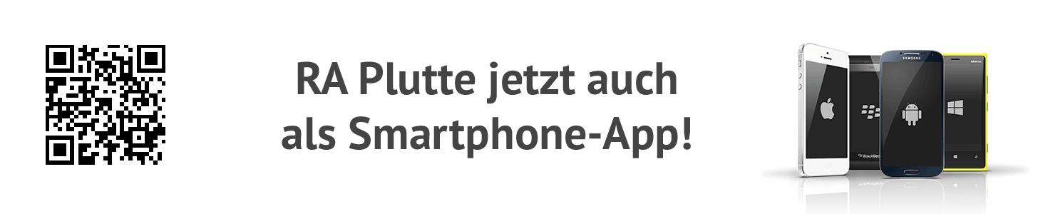 RA Plutte ab sofort auch als Smartphone-App