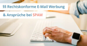 email marketing recht