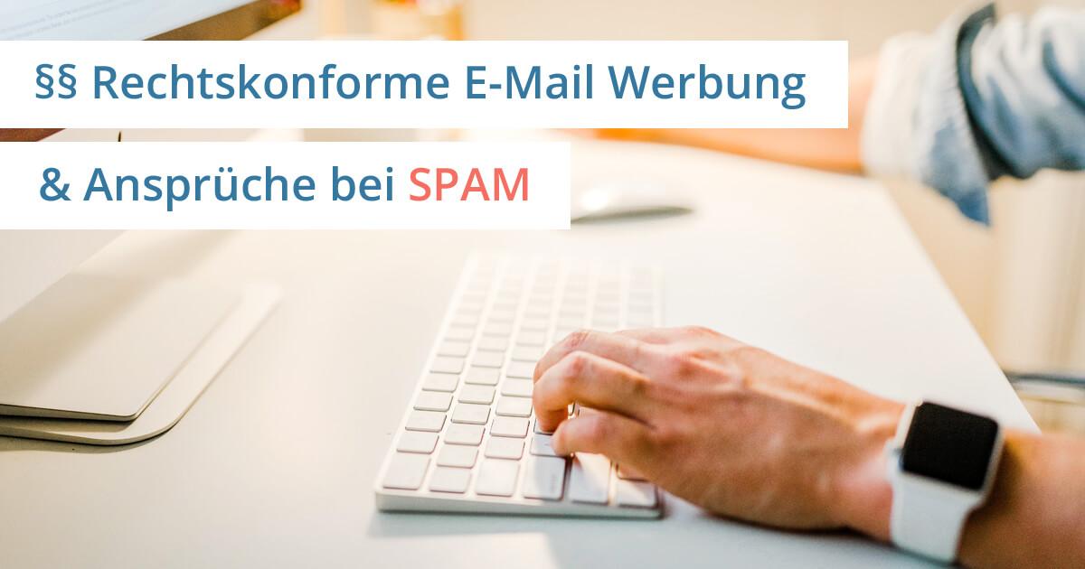 email marketing recht