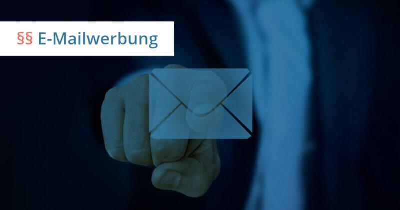 emailmarketing recht