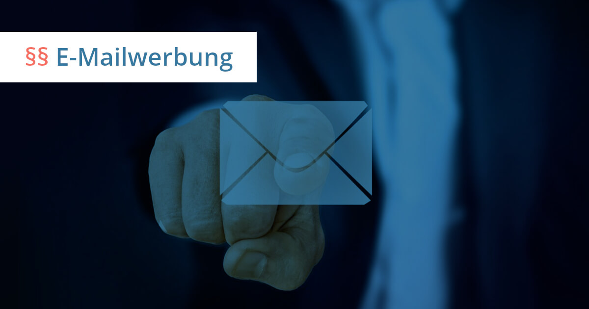 email marketing anwalt