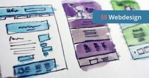 webdesign geschmacksmuster