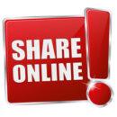 Teilen / Sharing im Netz