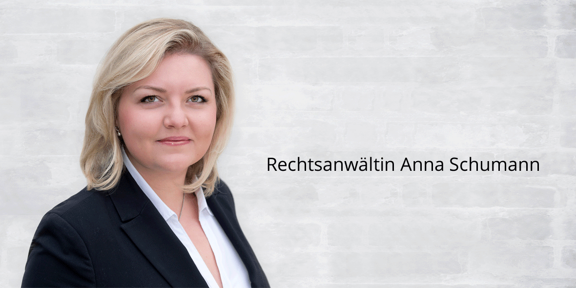 Rechtsanwältin Anna Schuman