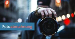 Foto Urheberrechtsverletzung
