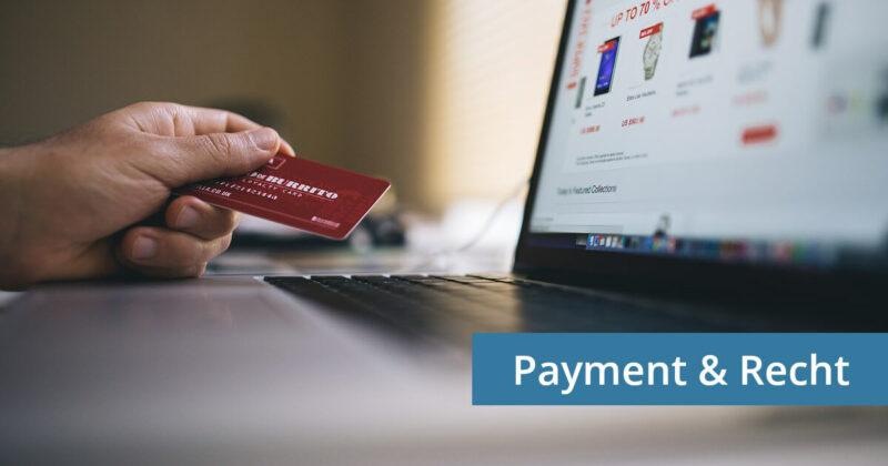 Zahlungsarten Recht