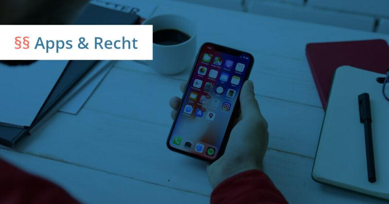 app und recht