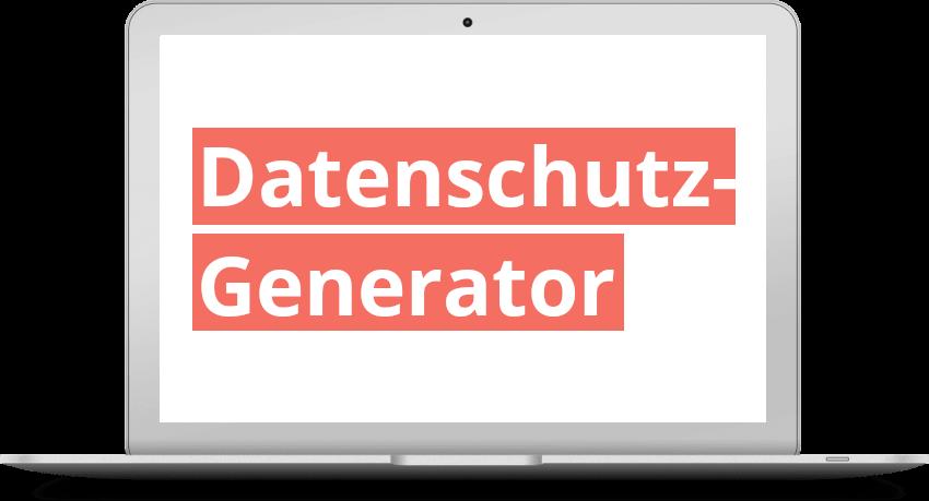 Datenschutz Generator