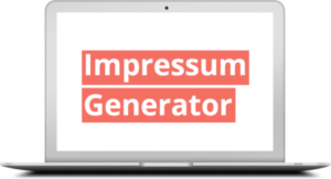 Impressum Generator