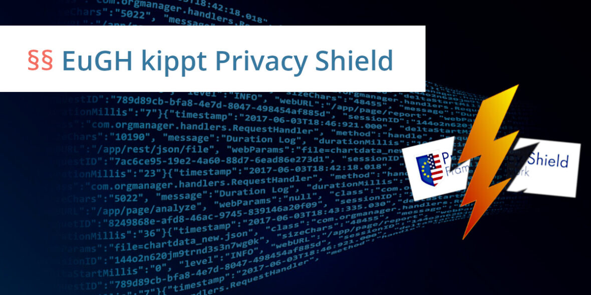 privacy shield urteil