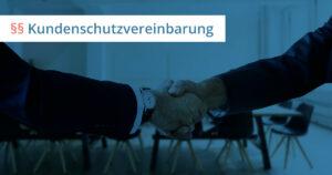 kundenschutzvereinbarung anwalt